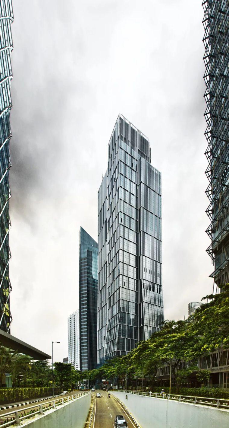 KPF新作品,独特的办公大厦类型!_1
