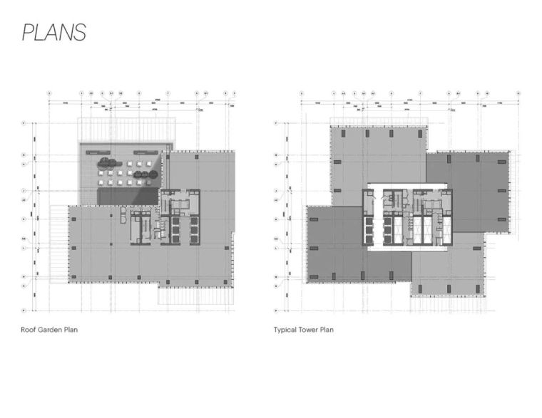 KPF新作品,独特的办公大厦类型!_4