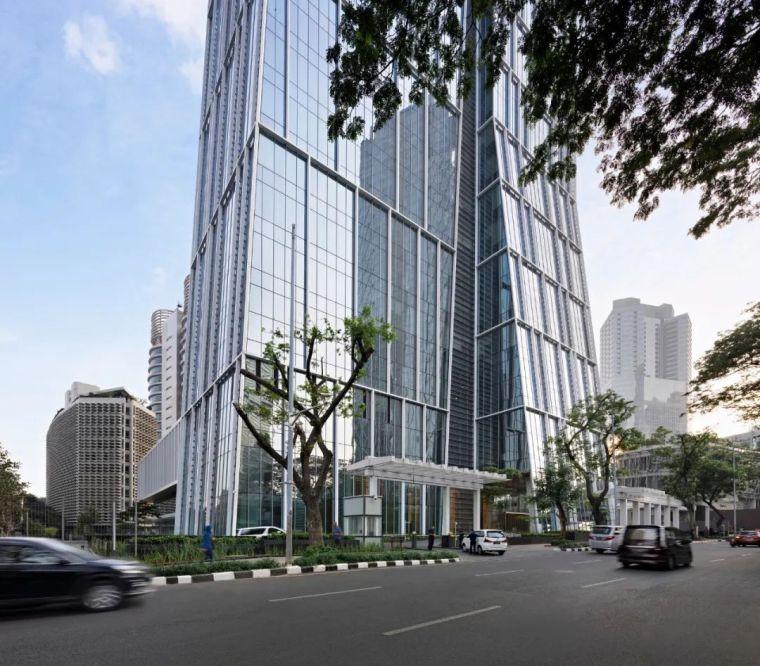 KPF新作品,独特的办公大厦类型!_11