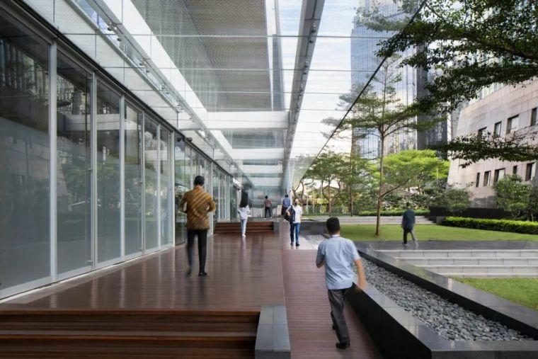 KPF新作品,独特的办公大厦类型!_13