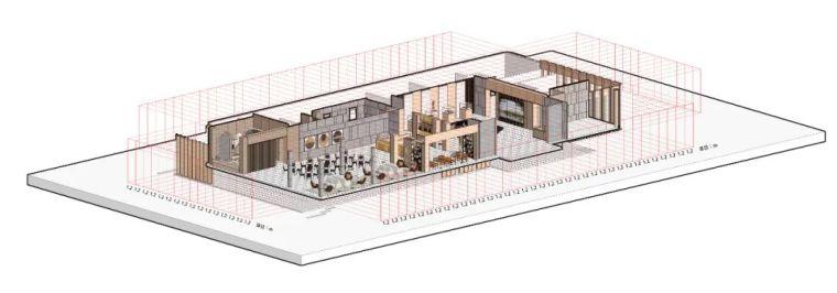 博元体验中心:模数化的整合式设计探索_21