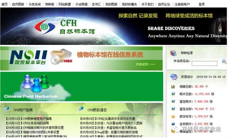 最全植物类查询专业网站丨植物类研究必备_4