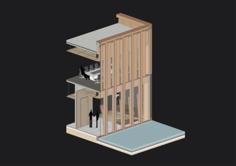 博元体验中心:模数化的整合式设计探索_42