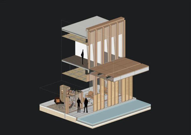 博元体验中心:模数化的整合式设计探索_44
