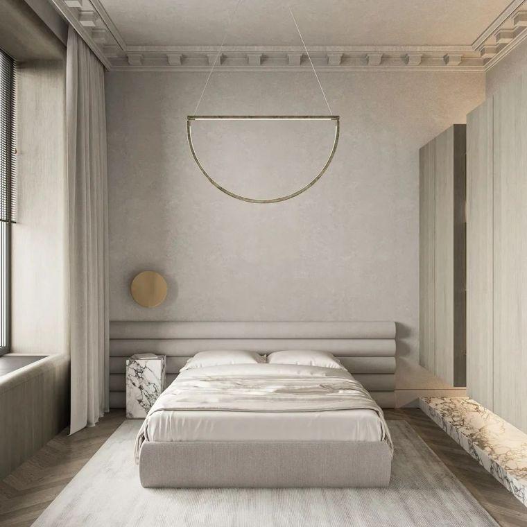 2021最新卧室设计 80款_50