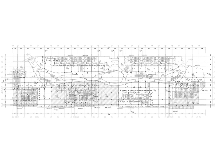 [广西]柳州多层大型商业购物中心建筑施工图_3