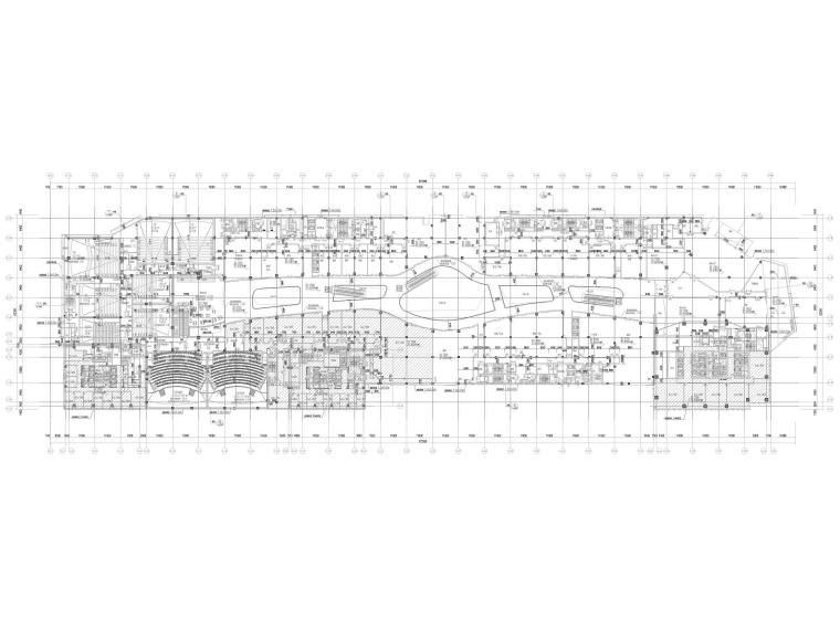 [广西]柳州多层大型商业购物中心建筑施工图_6