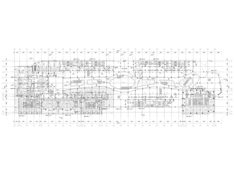 [广西]柳州多层大型商业购物中心建筑施工图_5