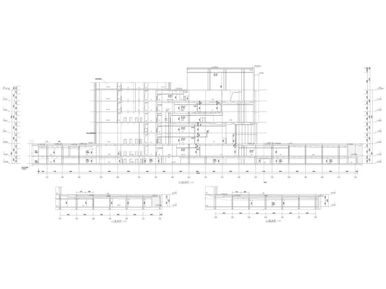 [广西]柳州多层大型商业购物中心建筑施工图_9
