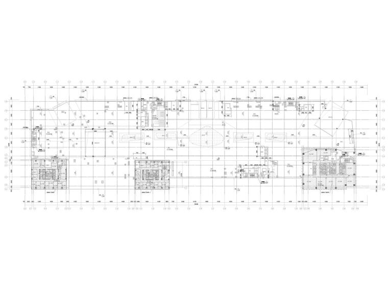 [广西]柳州多层大型商业购物中心建筑施工图_7