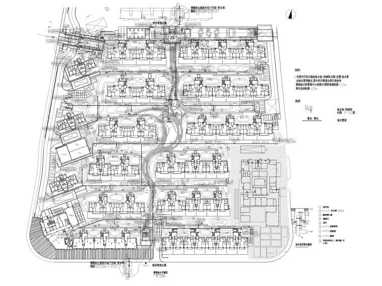 [浙江]宁波湾头居住区景观设计CAD施工图_6