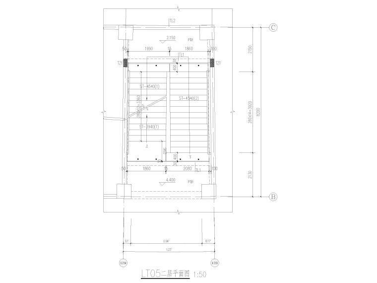[江苏]5层装配整体框架结构教学楼结施2018_6