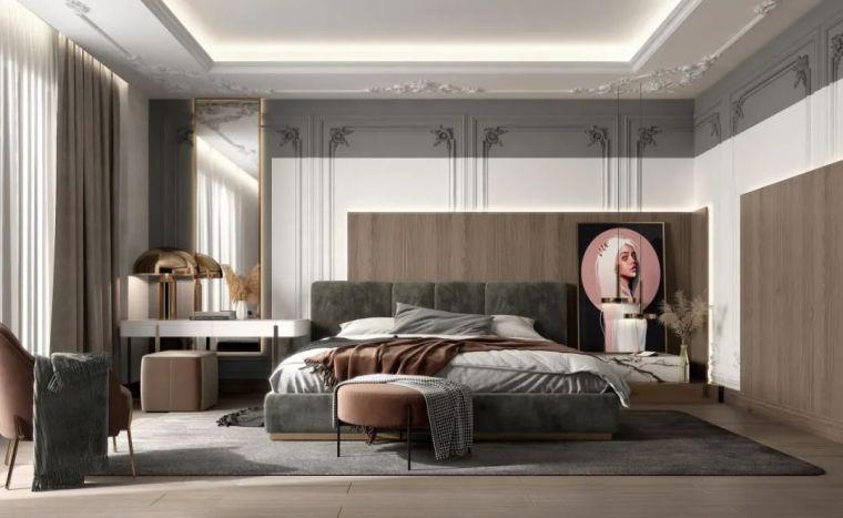 2021最新卧室设计 80款_55