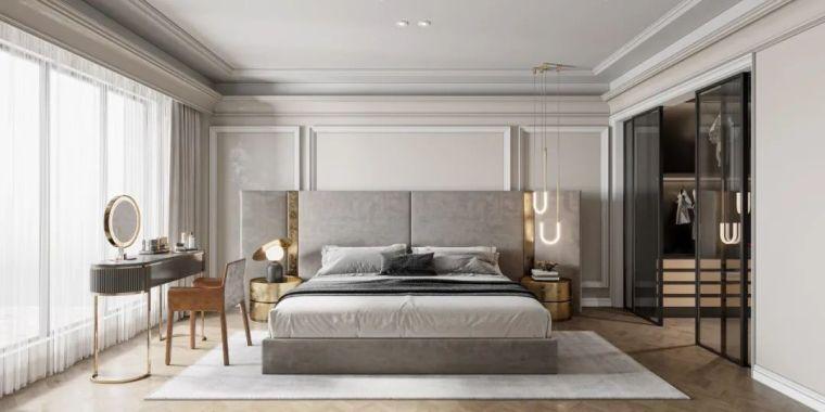 2021最新卧室设计 80款_56