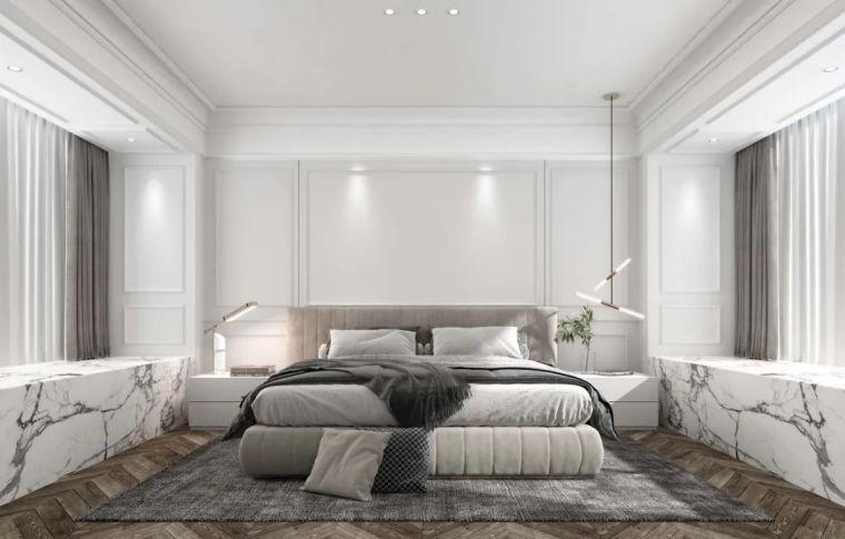 2021最新卧室设计 80款_57