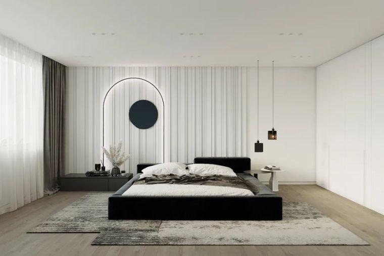 2021最新卧室设计 80款_2