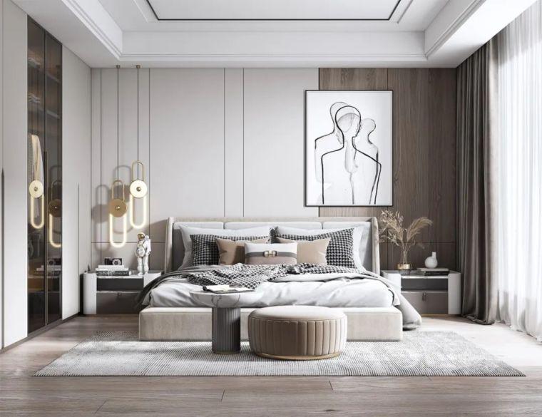 2021最新卧室设计 80款_3