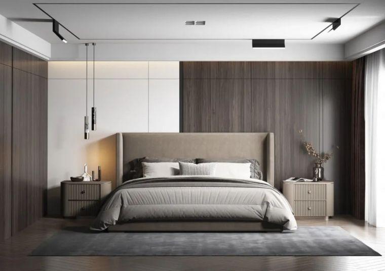 2021最新卧室设计 80款_10