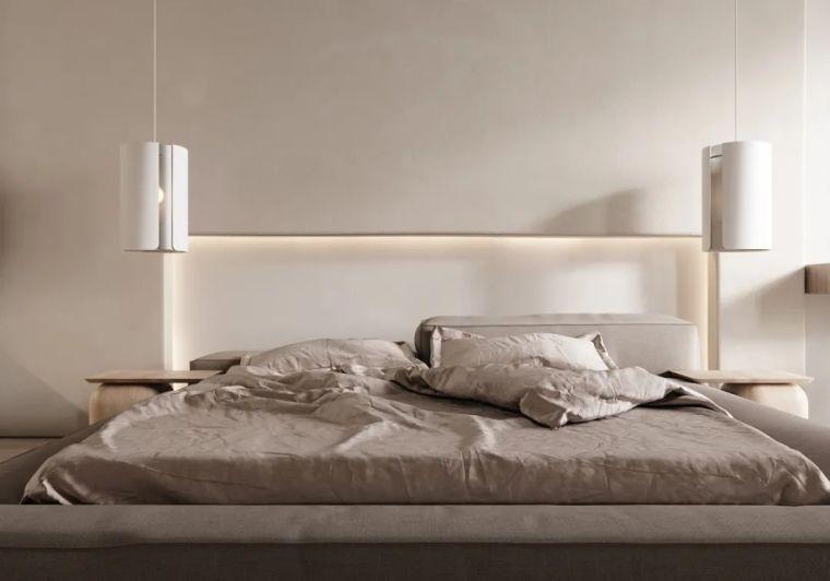 2021最新卧室设计 80款_14