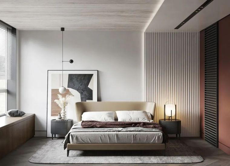 2021最新卧室设计 80款_13