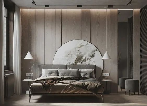 2021最新卧室设计 80款_60