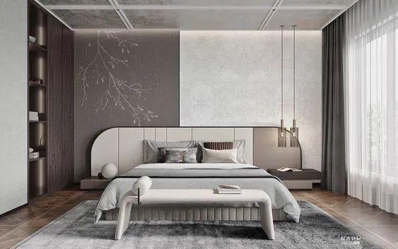 2021最新卧室设计 80款_62