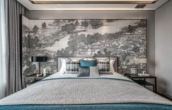 2021最新卧室设计 80款_63