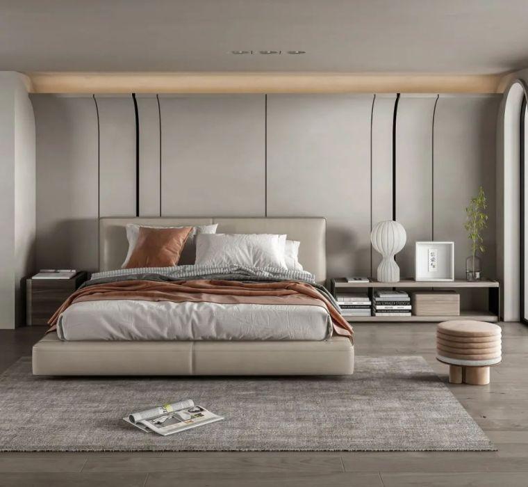 2021最新卧室设计 80款_16