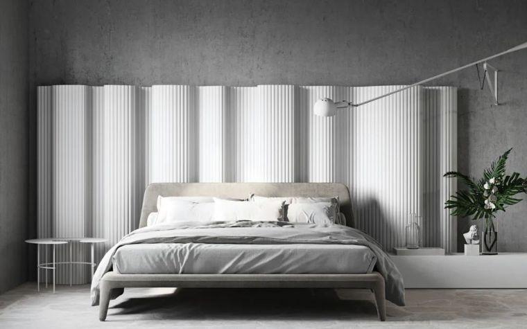 2021最新卧室设计 80款_15