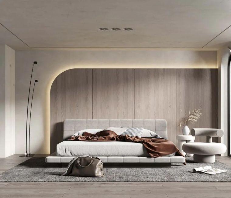 2021最新卧室设计 80款_19