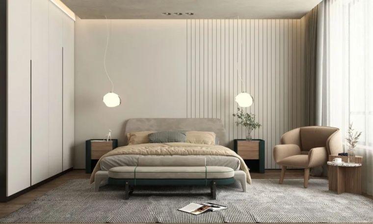 2021最新卧室设计 80款_20