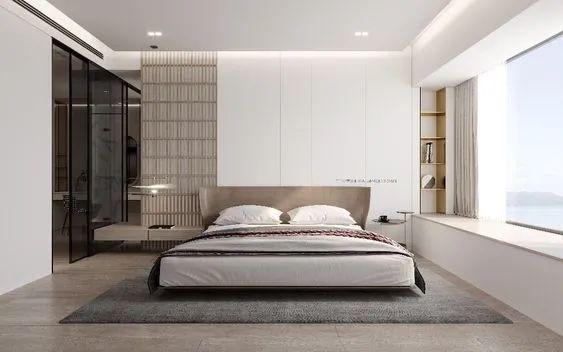 2021最新卧室设计 80款_18
