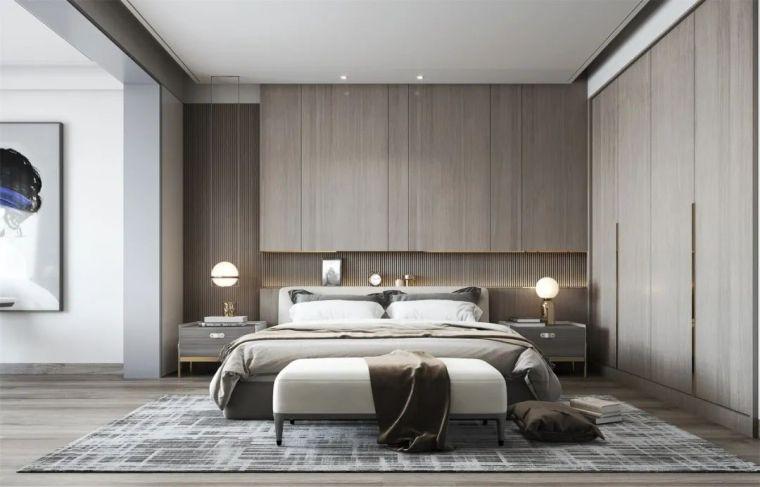 2021最新卧室设计 80款_22