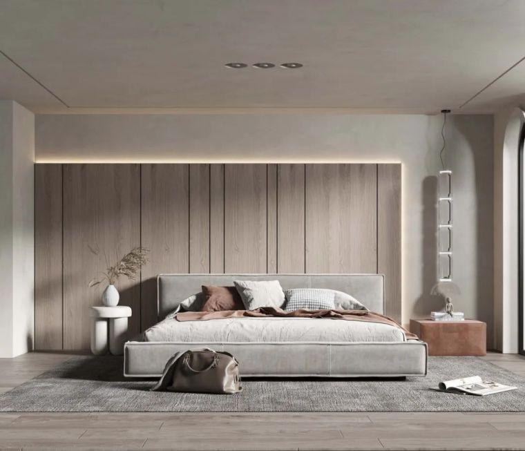 2021最新卧室设计 80款_21