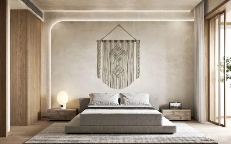 2021最新卧室设计 80款_23
