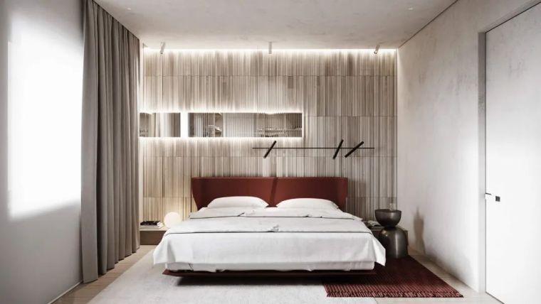 2021最新卧室设计 80款_25