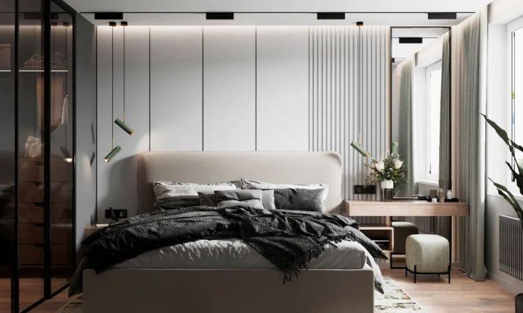 2021最新卧室设计 80款_26