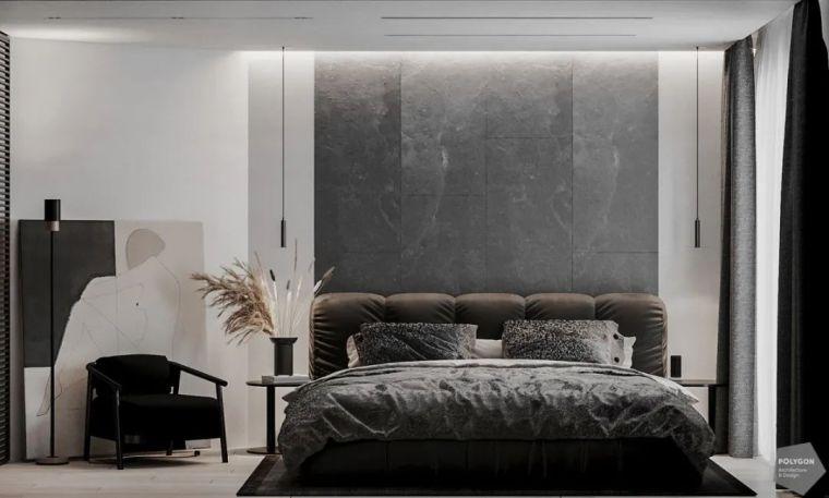 2021最新卧室设计 80款_33