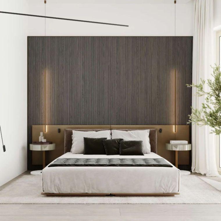 2021最新卧室设计 80款_35