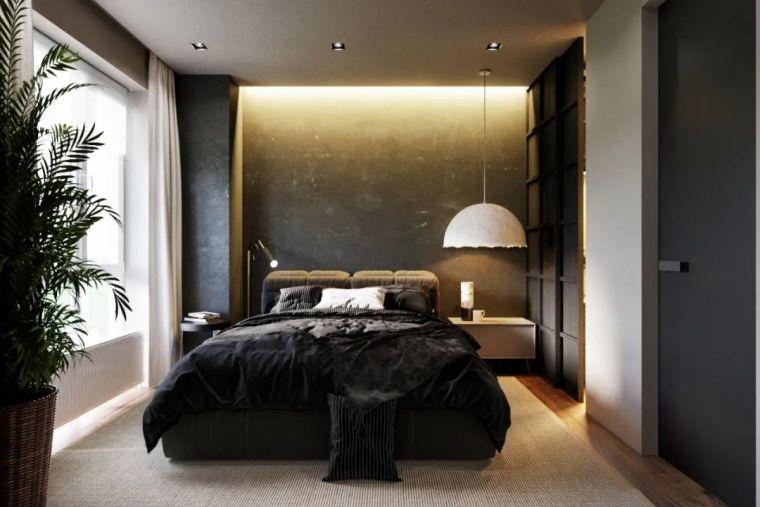 2021最新卧室设计 80款_34