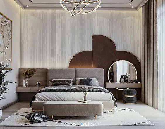 2021最新卧室设计 80款_36