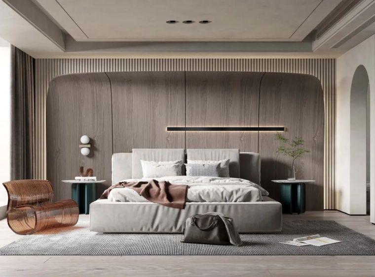 2021最新卧室设计 80款_38