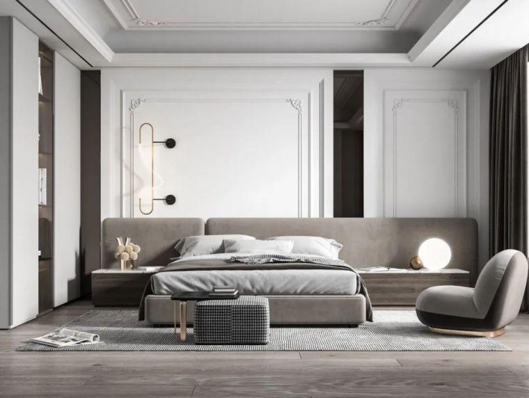 2021最新卧室设计 80款_42