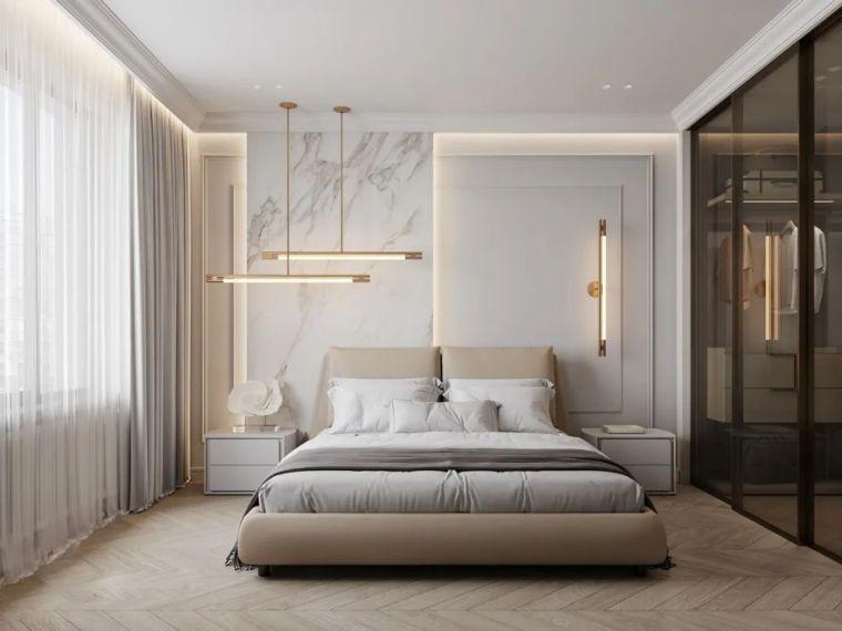 2021最新卧室设计 80款_40