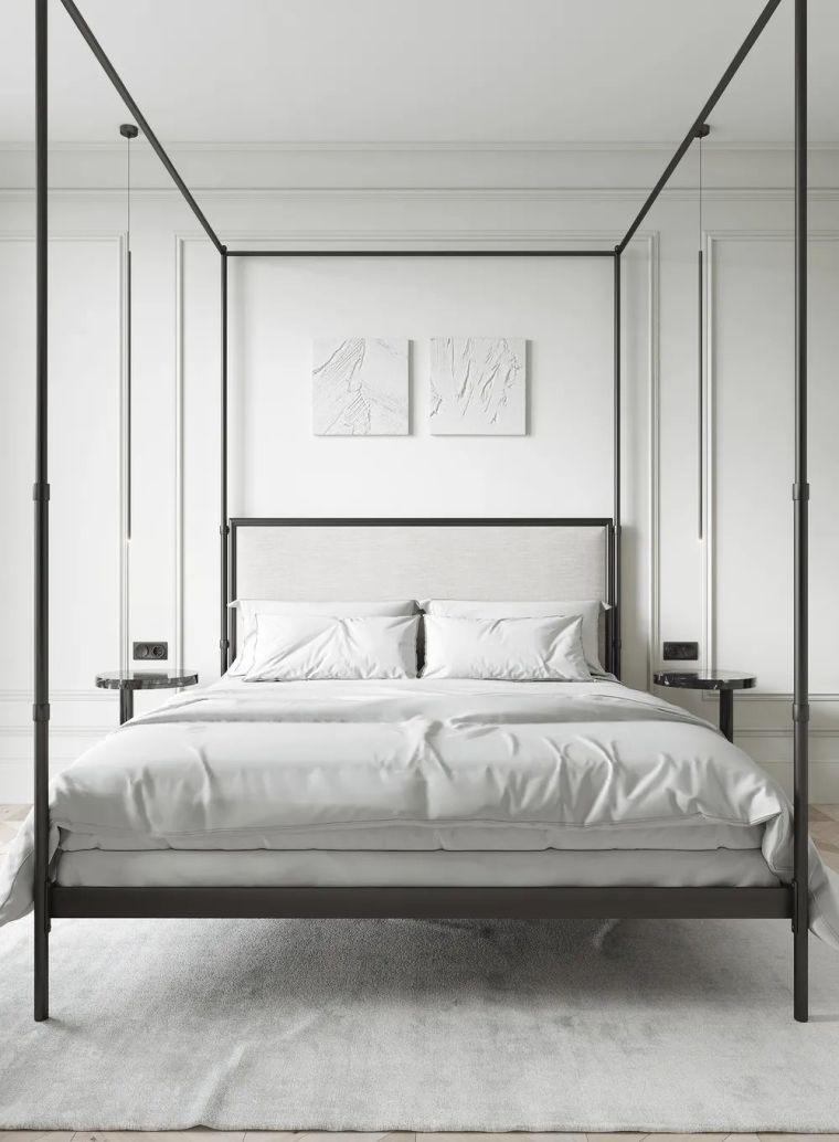 2021最新卧室设计 80款_44