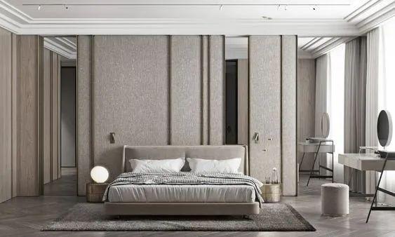 2021最新卧室设计 80款_66