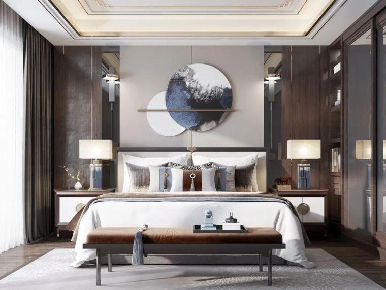 2021最新卧室设计 80款_67