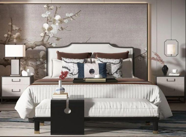 2021最新卧室设计 80款_69
