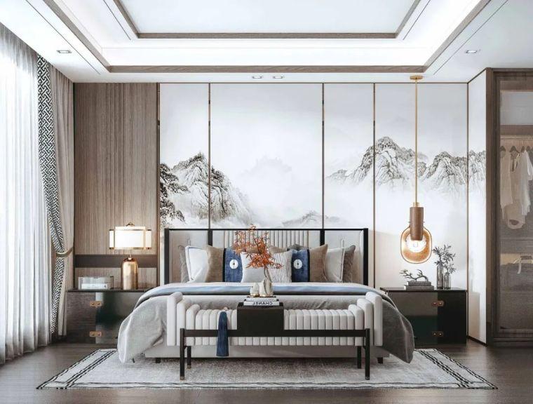 2021最新卧室设计 80款_71
