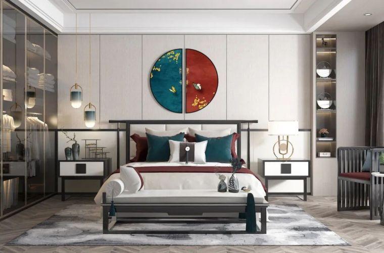 2021最新卧室设计 80款_72